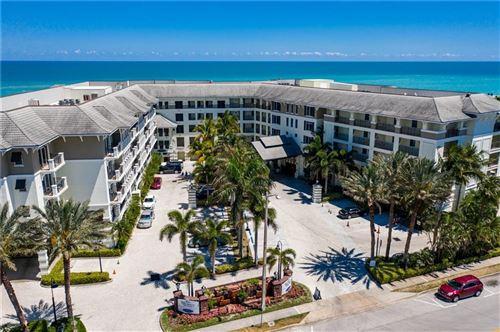 Photo of 3500 Ocean Drive #413, Vero Beach, FL 32963 (MLS # 223803)