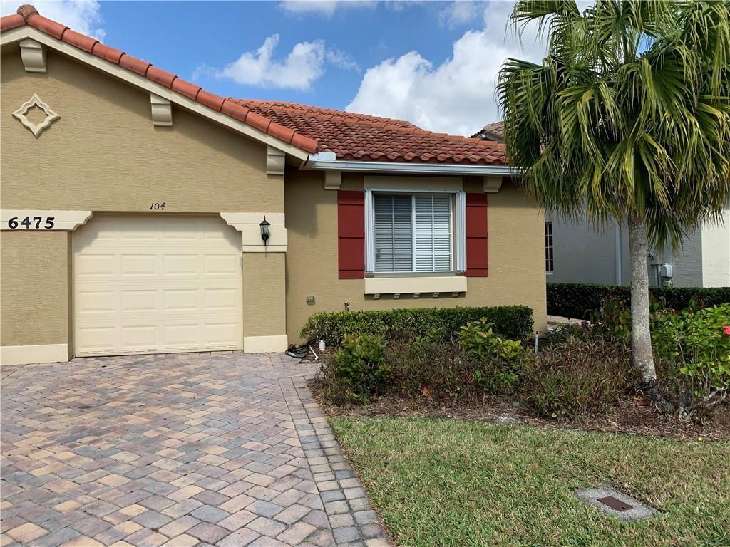 6475 Oxford Circle #104, Vero Beach, FL 32966 - #: 240805