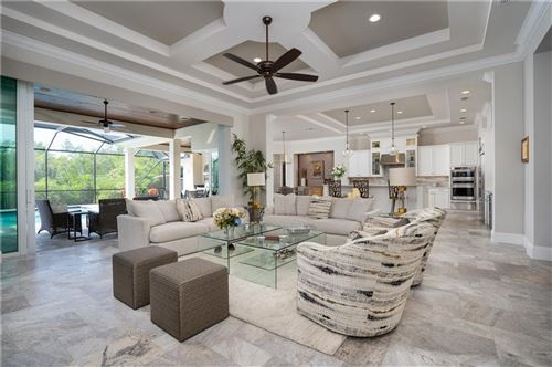 Photo of 710 Canoe Trail, Indian River Shores, FL 32963 (MLS # 227814)