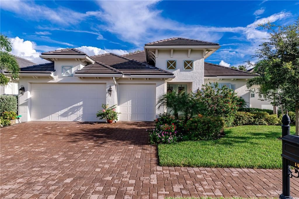 1431 Lilys Cay Circle, Vero Beach, FL 32967 - MLS#: 235816