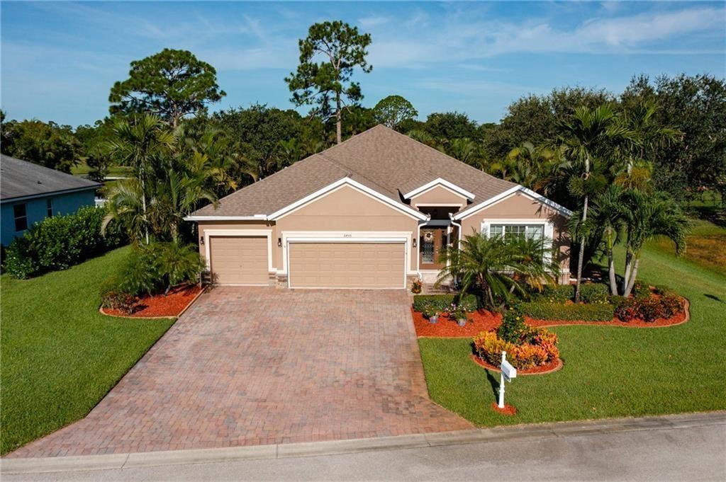 6455 Parklane Court, Vero Beach, FL 32967 - #: 245818