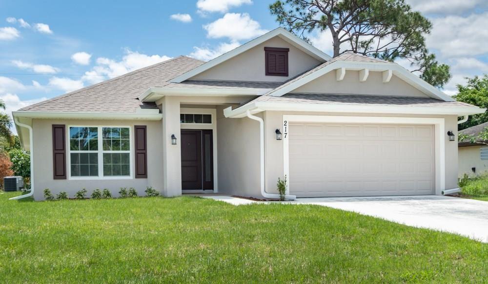 681 Crystal Mist Avenue, Sebastian, FL 32958 - #: 231847