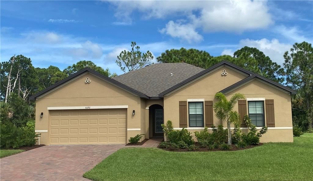 6692 59th Court, Vero Beach, FL 32967 - #: 235863