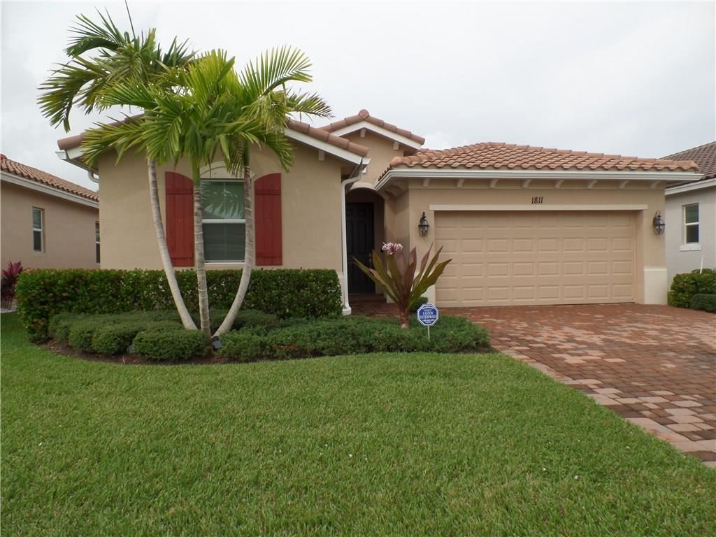 1811 Berkshire Circle SW, Vero Beach, FL 32968 - #: 236869