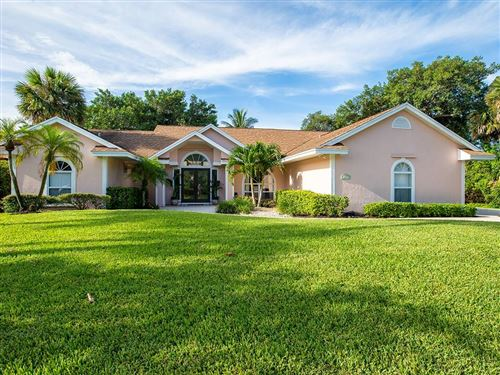 Photo of 2205 Silver Sands Court, Vero Beach, FL 32963 (MLS # 234872)