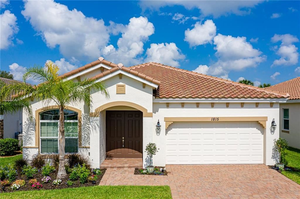 1815 Berkshire Circle SW, Vero Beach, FL 32968 - #: 232883