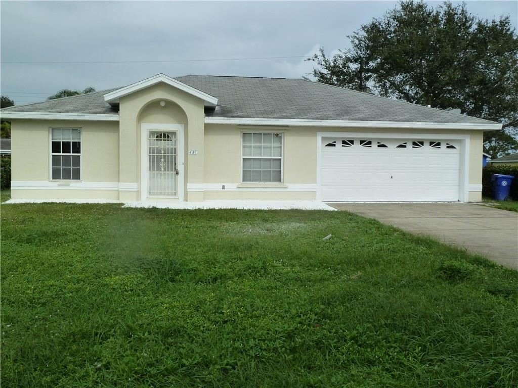 430 20th Place SW, Vero Beach, FL 32962 - #: 236893