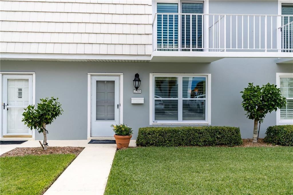 2703 Ocean Drive #2A, Vero Beach, FL 32963 - #: 245907