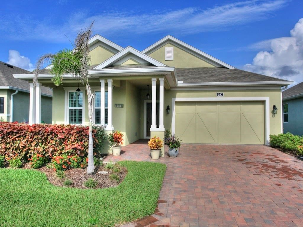 220 Sandcrest Circle, Sebastian, FL 32958 - #: 226933