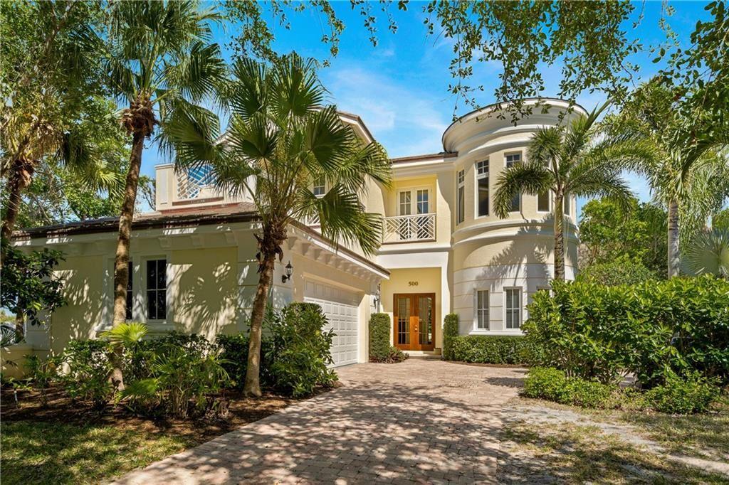 500 Oceanview Lane, Vero Beach, FL 32963 - #: 241956