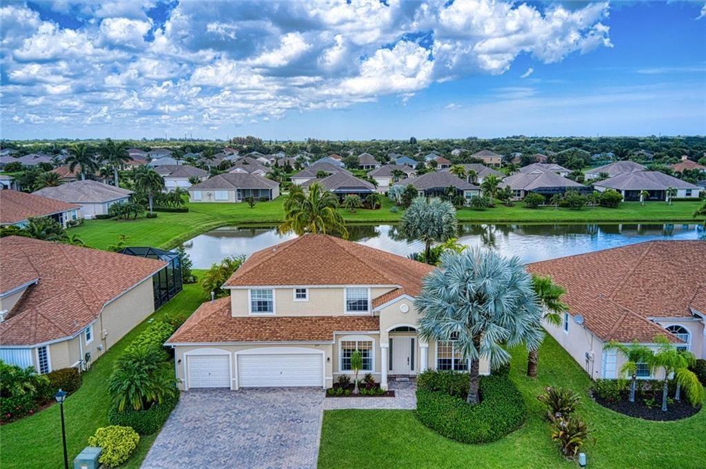 628 Tangelo Circle, Vero Beach, FL 32968 - #: 233968