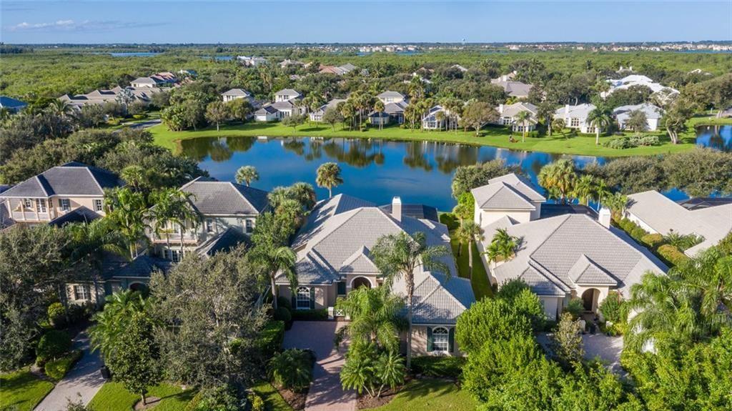 210 Lakeview Way, Vero Beach, FL 32963 - #: 215977