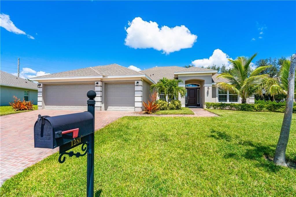 1281 Scarlet Oak Circle, Vero Beach, FL 32966 - #: 245986