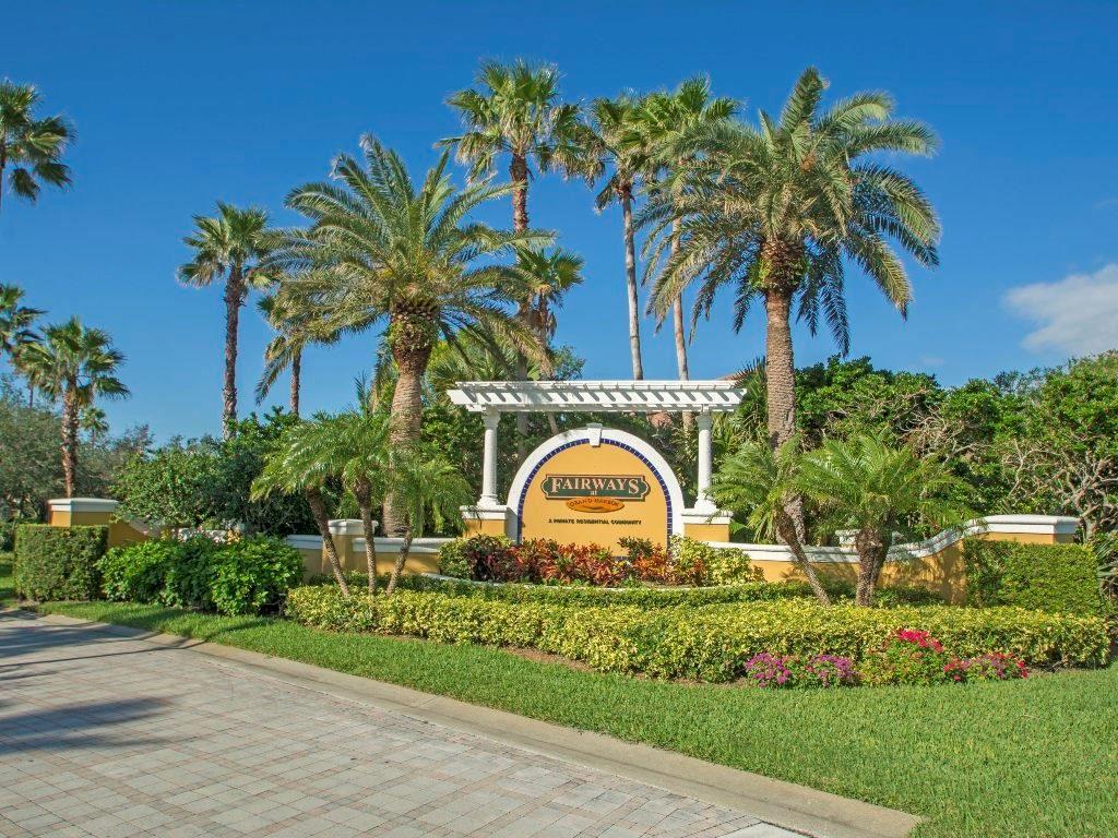 5025 Fairways Circle #B107, Vero Beach, FL 32967 - #: 235987