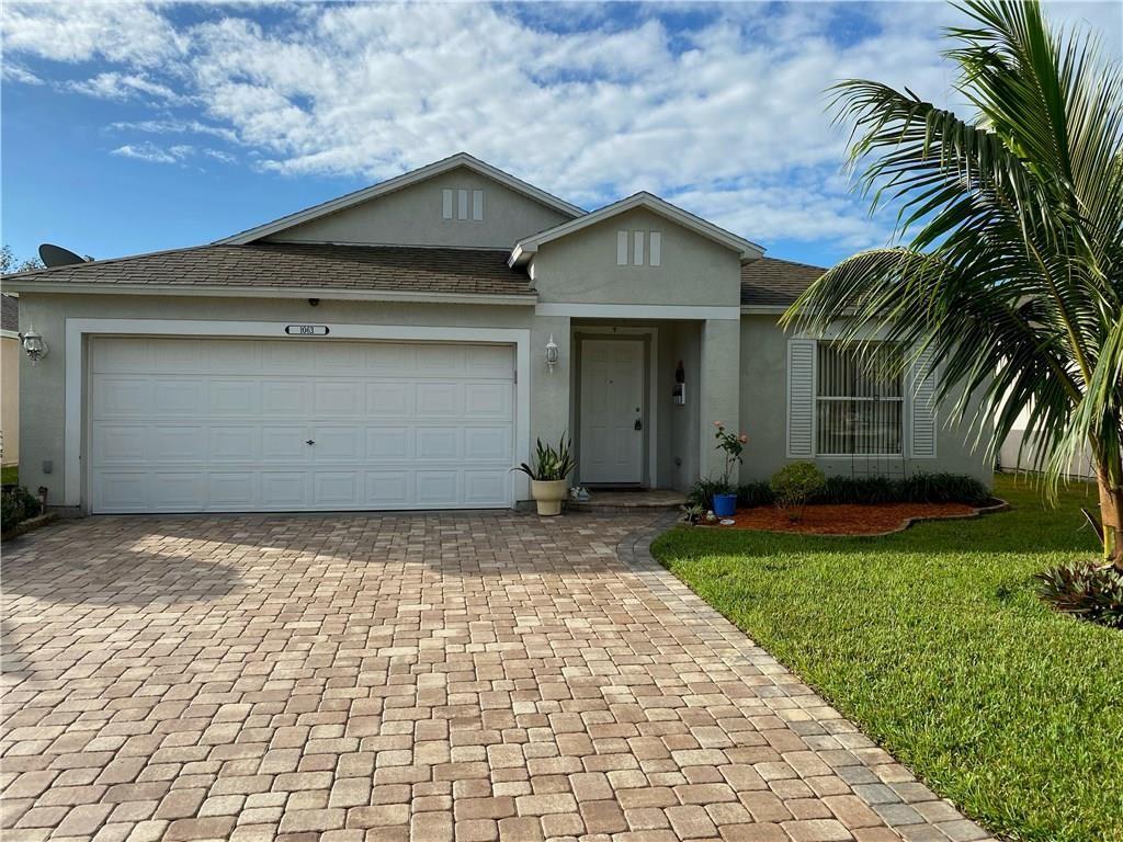 1063 S 13th Square, Vero Beach, FL 32960 - #: 236989
