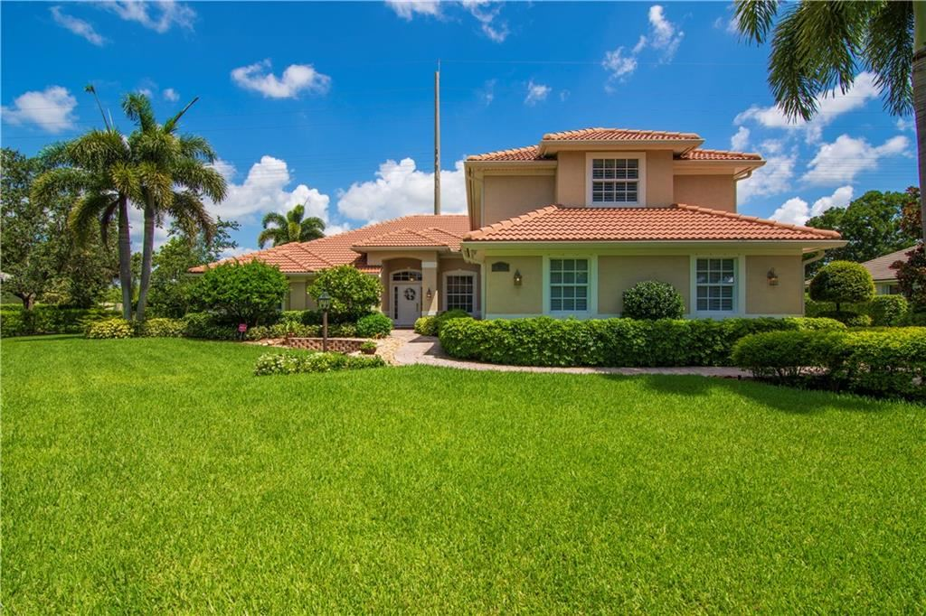 5220 Rosewood Lane, Vero Beach, FL 32966 - #: 233993