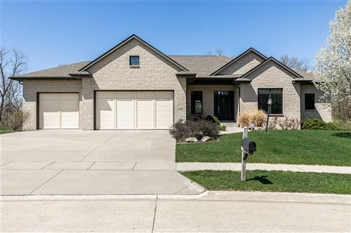 Photo of 4210 Cumberland Ln., Iowa City, IA 52245 (MLS # 202102222)