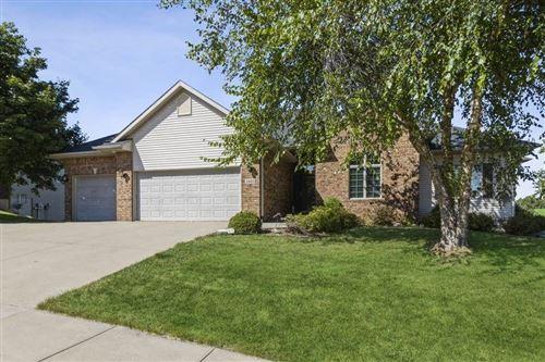 Photo of 1035 Prairie Grass Ln, Iowa City, IA 52246 (MLS # 202105250)