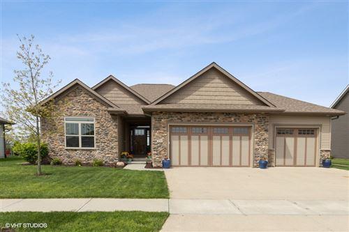 Photo of 1131 Wildcat Lane, Iowa City, IA 52246 (MLS # 202003303)