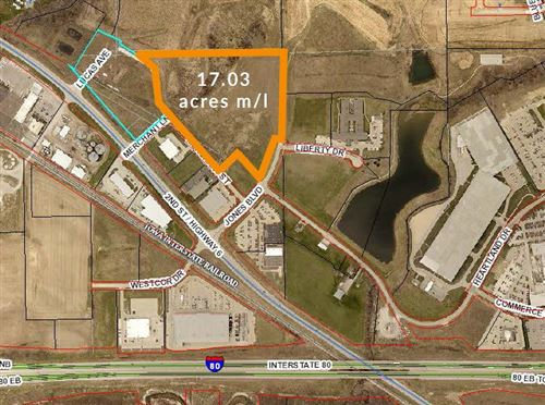 Photo of 17.03 Acres M/L Veritas First Addition, Coralville, IA 52241 (MLS # 202006331)