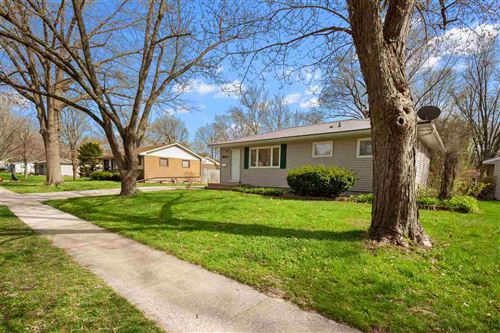 Photo of 3031 Friendship St, Iowa City, IA 52245 (MLS # 202002333)