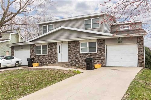 Photo of 2112 & 2114 10th St Pl, Coralville, IA 52241 (MLS # 202002605)