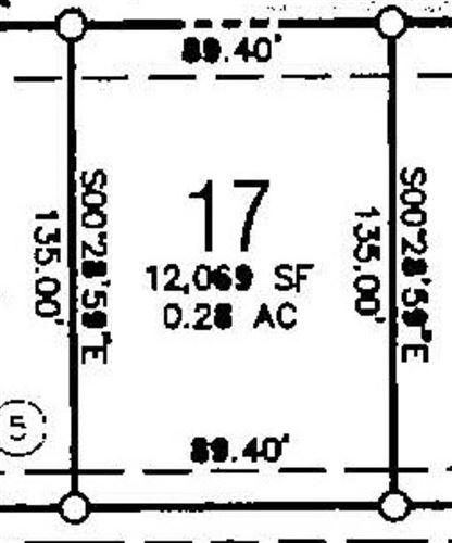 Photo of Lot 17 Dahnovan Estates, North Liberty, IA 52317 (MLS # 202104980)