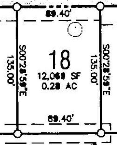 Photo of Lot 18 Dahnovan Estates, North Liberty, IA 52317 (MLS # 202104982)