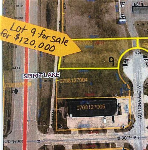 Photo of 2902 Aurora Avenue Lot #9, Spirit Lake, IA 51360 (MLS # 200912)