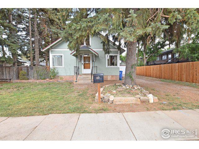 447 W 8th St, Loveland, CO 80537 - #: 951005