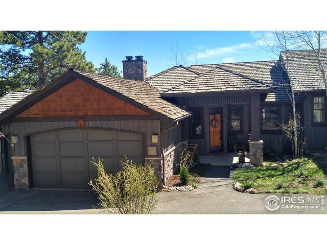 312 Juniper Ct, Red Feather Lakes, CO 80545 - #: 932006