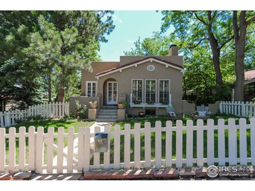 Photo of 836 9th St, Boulder, CO 80302 (MLS # 917007)