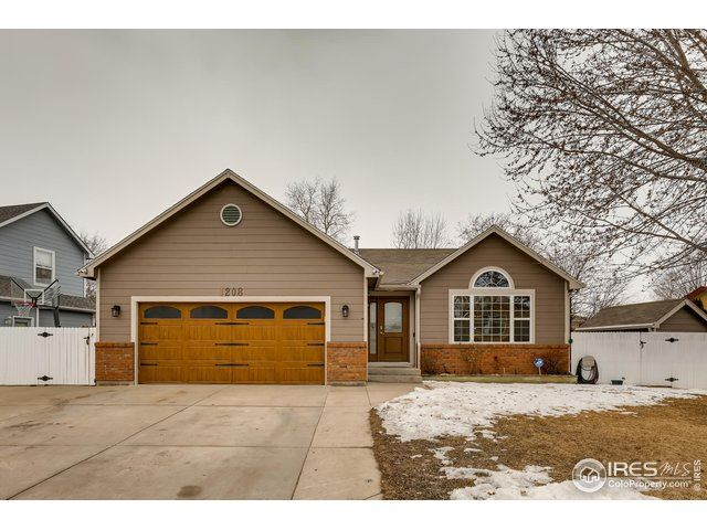 1208 7th St, Fort Lupton, CO 80621 - #: 905008
