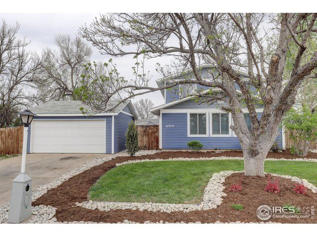 499 Verdant Cir, Longmont, CO 80504 - #: 912009