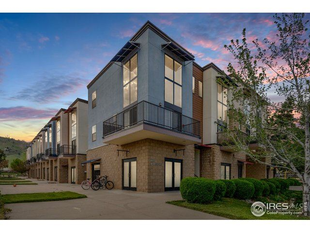 Photo for 4645 Broadway St A-4, Boulder, CO 80304 (MLS # 929011)