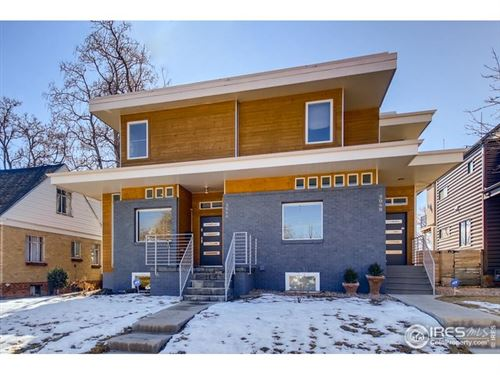 Photo of 3066 W 27th Ave, Denver, CO 80211 (MLS # 934013)