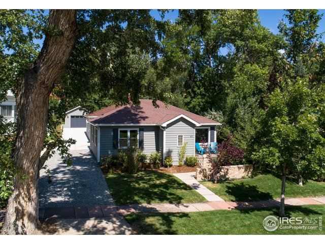 Photo for 711 Pine St, Boulder, CO 80302 (MLS # 879014)