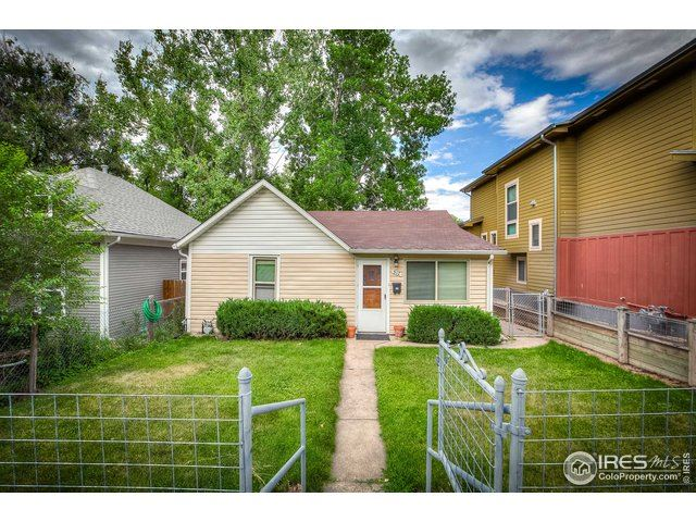 312 N Grant Ave, Fort Collins, CO 80521 - #: 916014