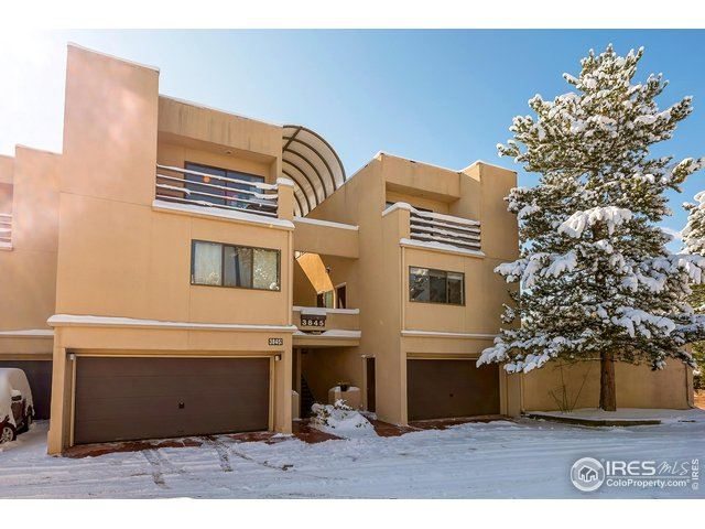 Photo for 3845 Northbrook Dr F #F, Boulder, CO 80304 (MLS # 898020)