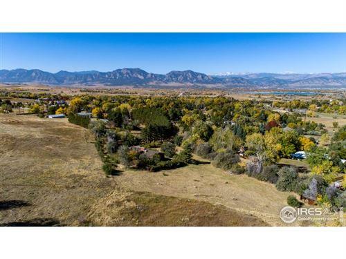 Photo of 160 Windemere Ln, Boulder, CO 80303 (MLS # 927021)