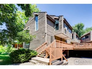 Photo of 827 Maxwell Ave A #A, Boulder, CO 80304 (MLS # 888024)