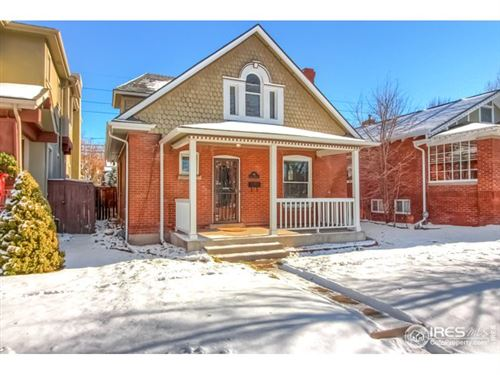 Photo of 986 S Emerson St, Denver, CO 80209 (MLS # 901027)