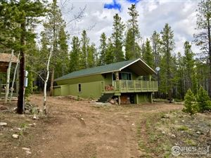 Photo of 17 Timicua Ct, Red Feather Lakes, CO 80545 (MLS # 870029)
