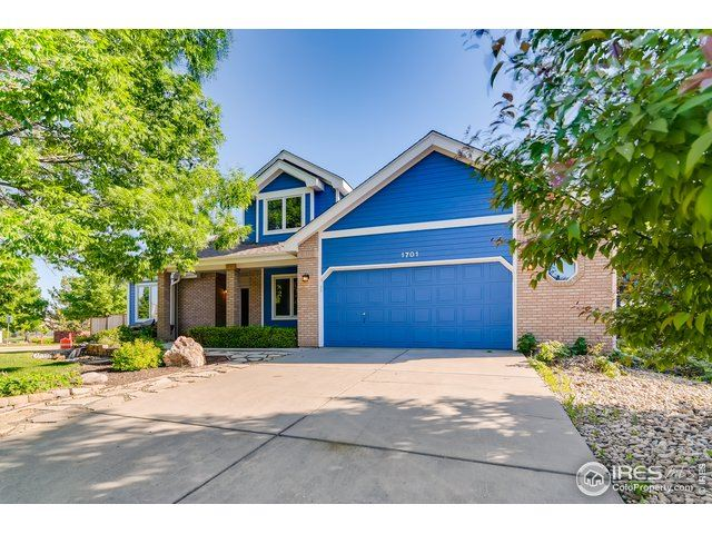 1701 Briargate Ct, Fort Collins, CO 80526 - #: 943033
