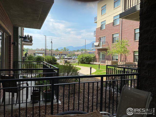 Photo for 3601 Arapahoe Ave D-116, Boulder, CO 80303 (MLS # 924034)