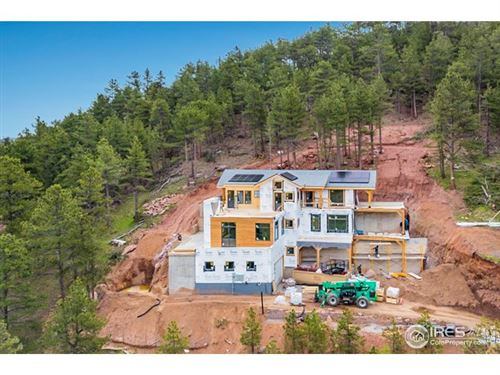 Photo of 511 Bow Mountain Rd, Boulder, CO 80304 (MLS # 933036)