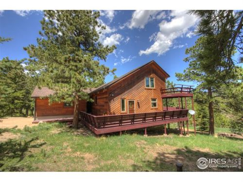 Photo of 278 Taylor Rd, Lyons, CO 80540 (MLS # 902040)