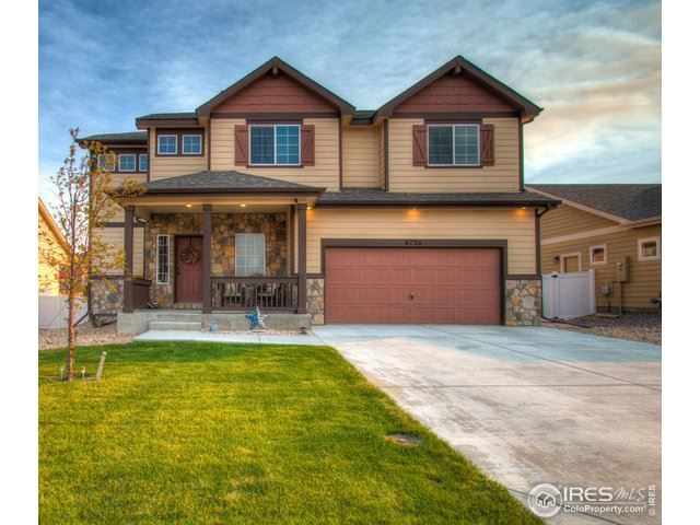 8726 13th St, Greeley, CO 80634 - #: 926043