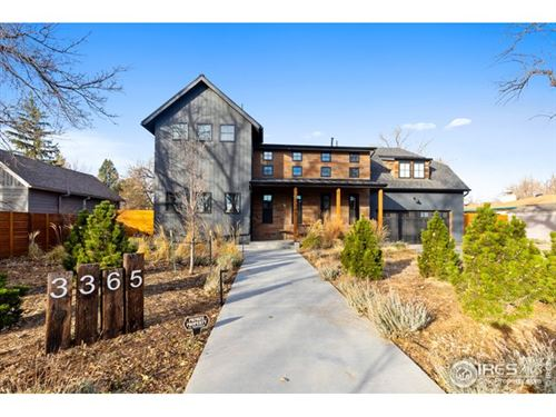 Photo of 3365 Folsom St, Boulder, CO 80304 (MLS # 932054)
