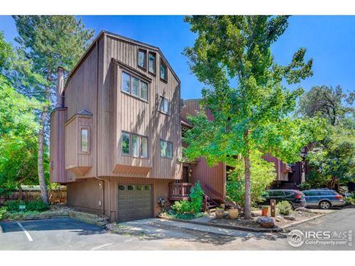 Photo of 2144 S Walnut St 18, Boulder, CO 80302 (MLS # 947056)